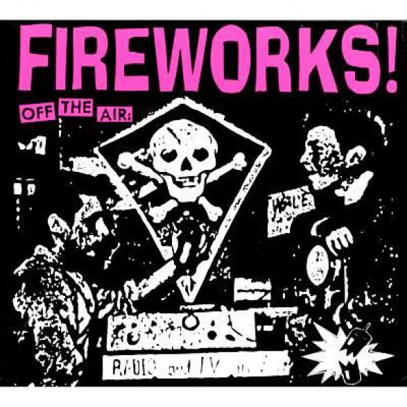 """FIREWORKS """"OFF THE AIR"""" cd"""
