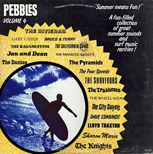 PEBBLES Volume Four LP