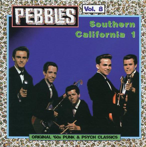 PEBBLES Volume 8: SOUTHERN CALIFORNIA cd