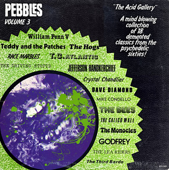 PEBBLES Volume Three LP