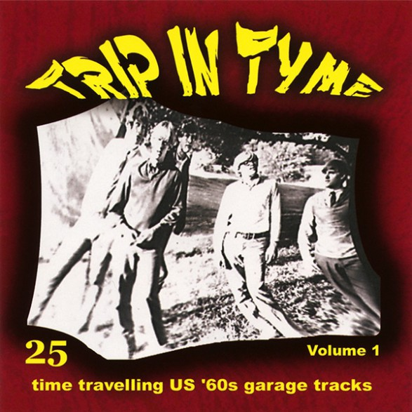 TRIP IN TYME VOL 1 CD