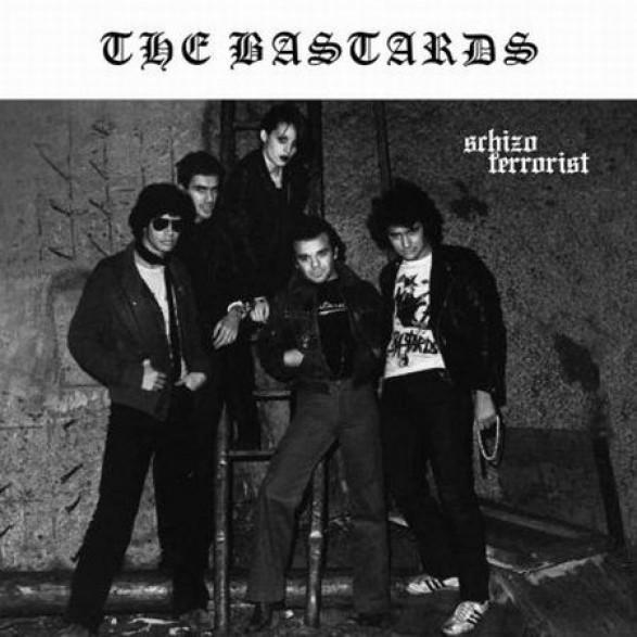 "BASTARDS ""SCHIZO TERRORIST"" LP"
