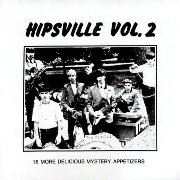 HIPSVILLE Volume Two LP