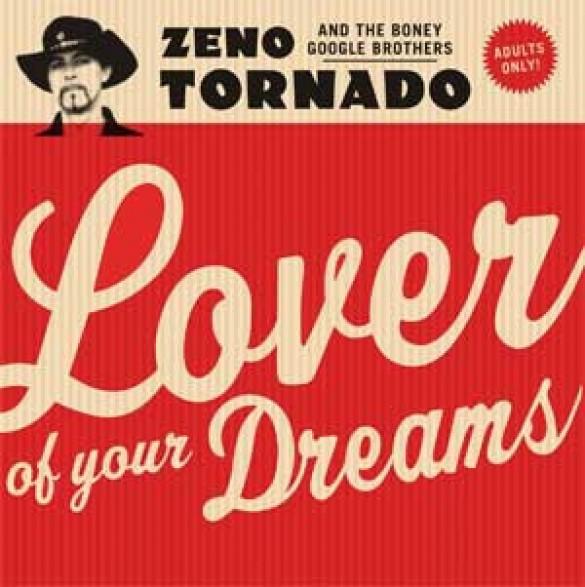 """ZENO TORNADO """"LOVER OF YOUR DREAMS"""" LP"""