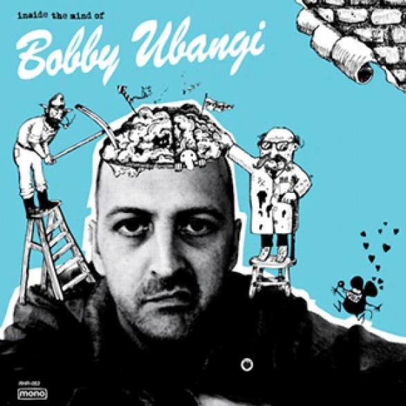 """BOBBY UBANGI """"INSIDE THE MIND OF..."""" LP"""