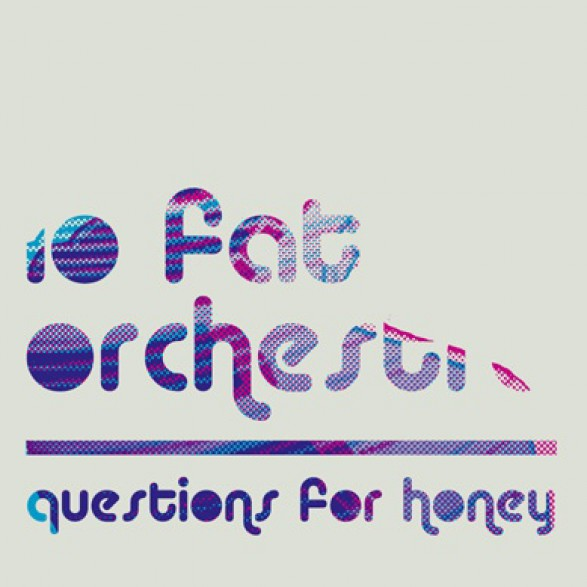 "LO FAT ORCHESTRA ""QUESTIONS FOR HONEY"" LP"
