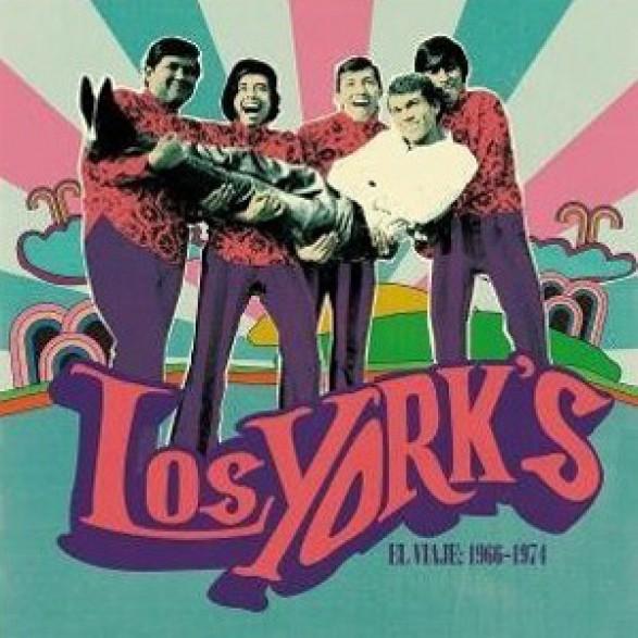 """YORK'S, LOS """"EL VIAJE 1966-1974"""" DoLP"""