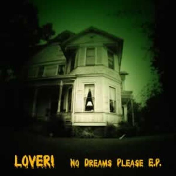 """LOVER """"NO DREAMS PLEASE EP"""" LP"""