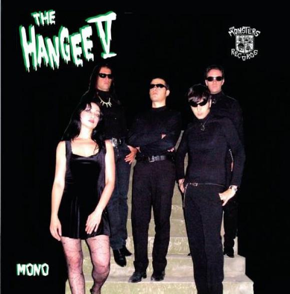 """HANGEE V """"S/T"""" CD"""