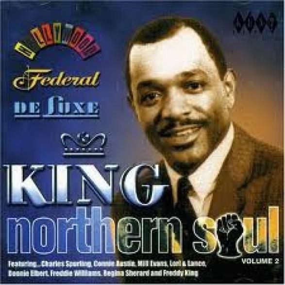 KING NORTHERN SOUL VOLUME 2 CD