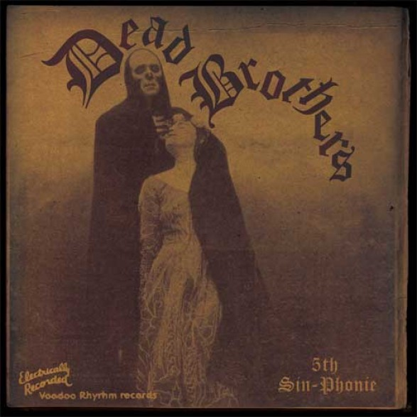 """DEAD BROTHERS """"THE 5TH SIN-PHONIE"""" LP"""