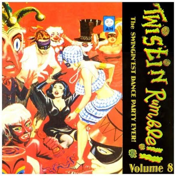 TWISTIN' RUMBLE VOLUME 8 LP