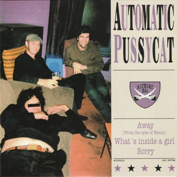 "AUTOMATIC PUSSYCAT ""AWAY + 2"" 7"""