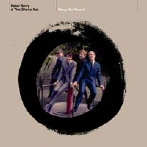 "BERRY PETER & THE SHAKE SET ""BERRY-GO-ROUND"" LP"