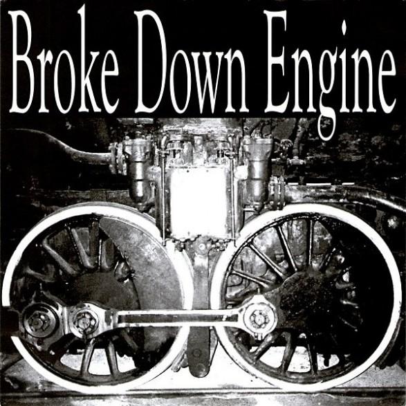"""BROKE DOWN ENGINE """"WALK OF SHAME"""" 7"""""""