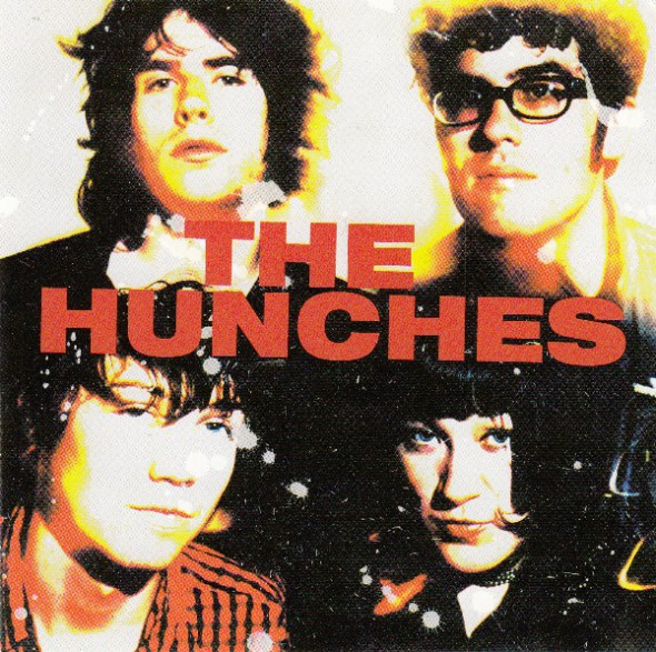 "HUNCHES ""YES. NO. SHUT IT"" CD"