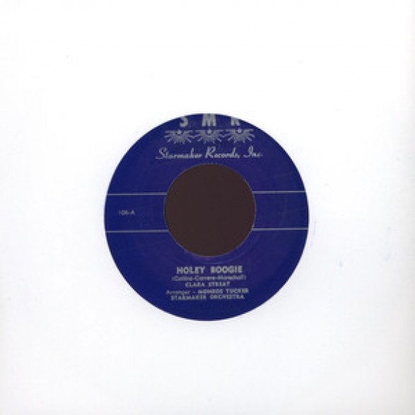 "Clara Streat ""Holey Boogie"" / Elsie Wheat ""Tippin"" 7"""
