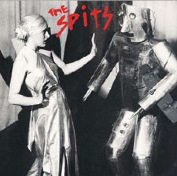 """SPITS """"SELF TITLED NO 3"""" LP"""