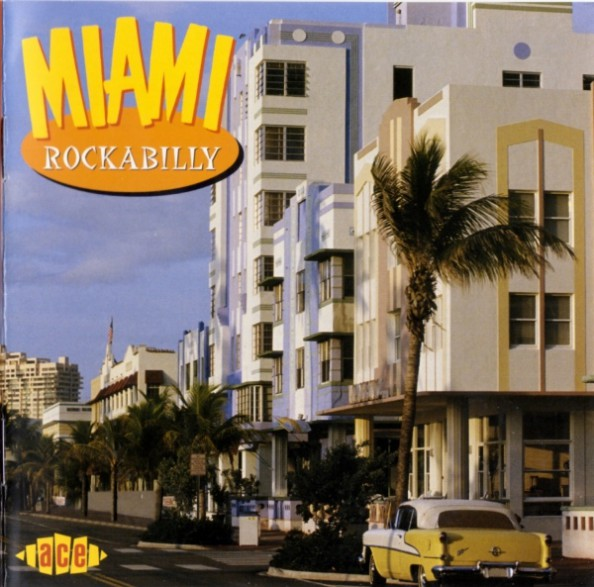 MIAMI ROCKABILLY CD