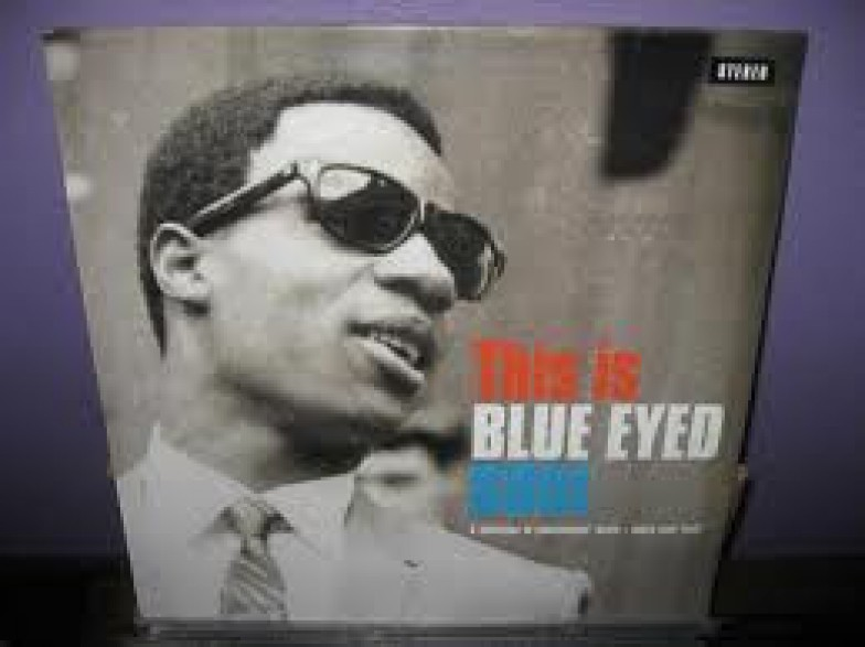 THIS IS BLUE EYED SOUL LP