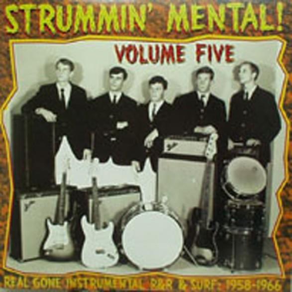 STRUMMIN' MENTAL VOLUME 5 LP