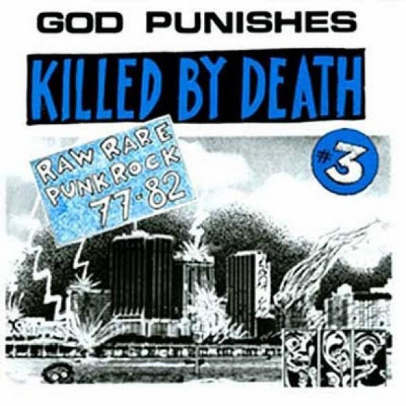 KILLED BY DEATH VOLUME 3 LP