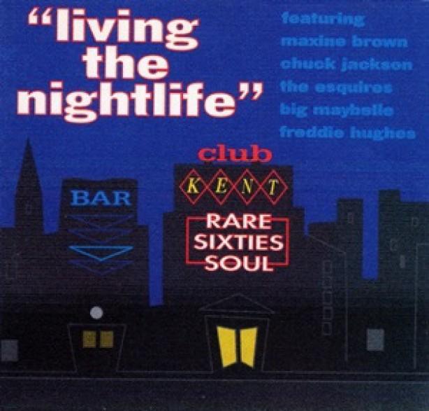 LIVING THE NIGHTLIFE CD