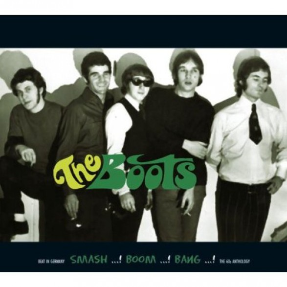 "BOOTS ""SMASH BOOM BANG"" CD"