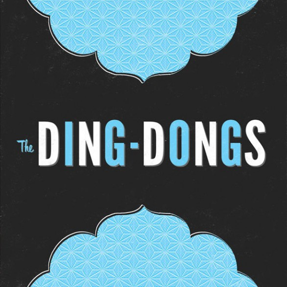 """DING DONGS """"LUCKY DAY"""" 7"""""""