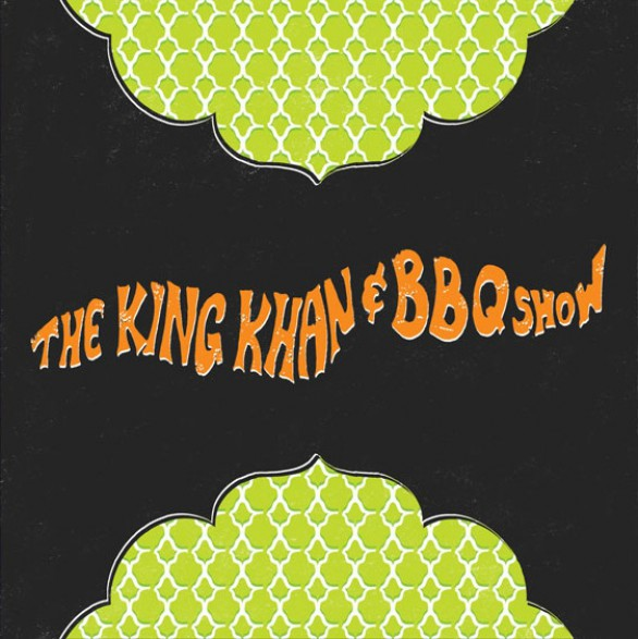 """KING KHAN & BBQ SHOW """"WE ARE THE OCEAN"""" 7"""""""