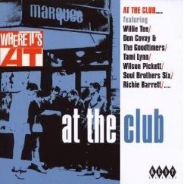 AT THE CLUB CD