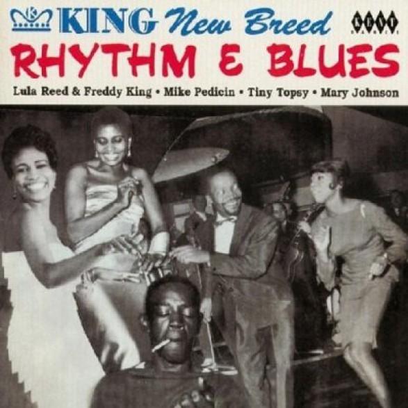 KING NEW BREED RHYTHM & BLUES CD