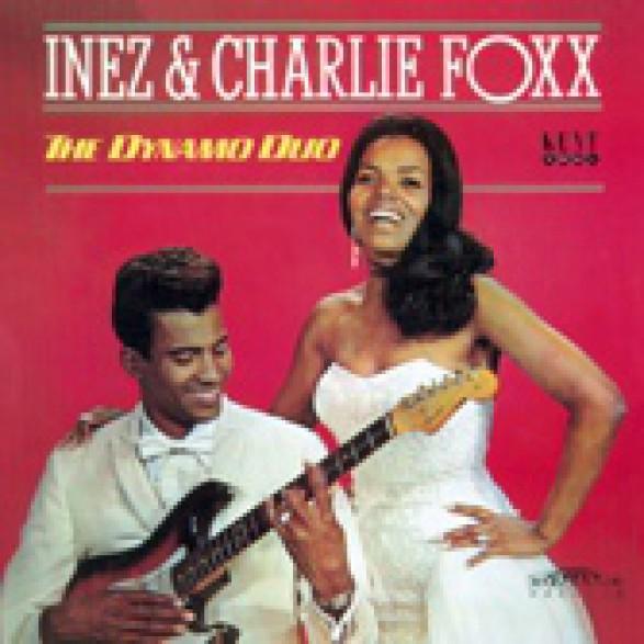 """INEZ & CHARLIE FOXX """"THE DYNAMIC DUO"""" CD"""