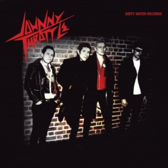 "JOHNNY THROTTLE ""S/T"" LP"
