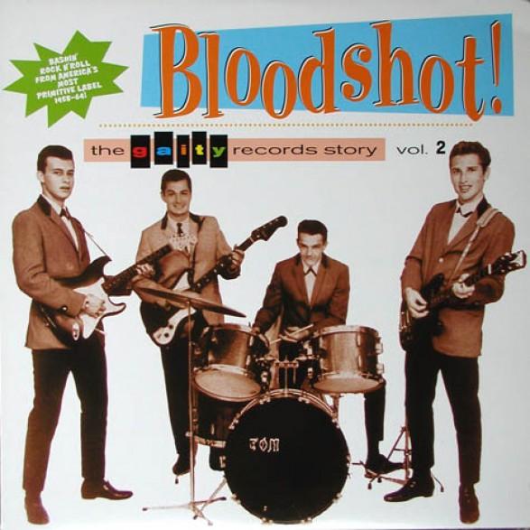 BLOODSHOT VOL. 2 LP