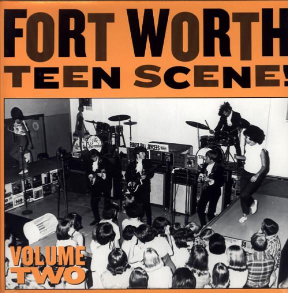 FORT WORTH TEEN SCENE Volume 2 LP