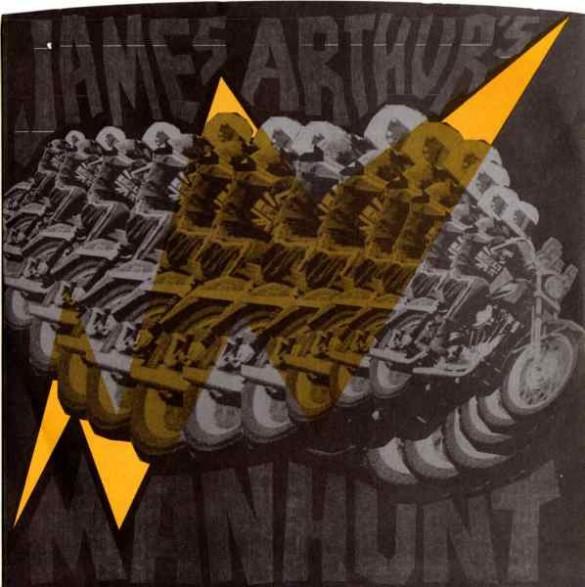 "JAMES ARTHUR ""IT'S WORKING"" 7"""