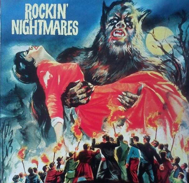 ROCKIN' NIGHTMARES LP