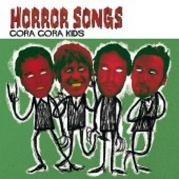"GORA GORA KIDS ""HORROR SONGS"""