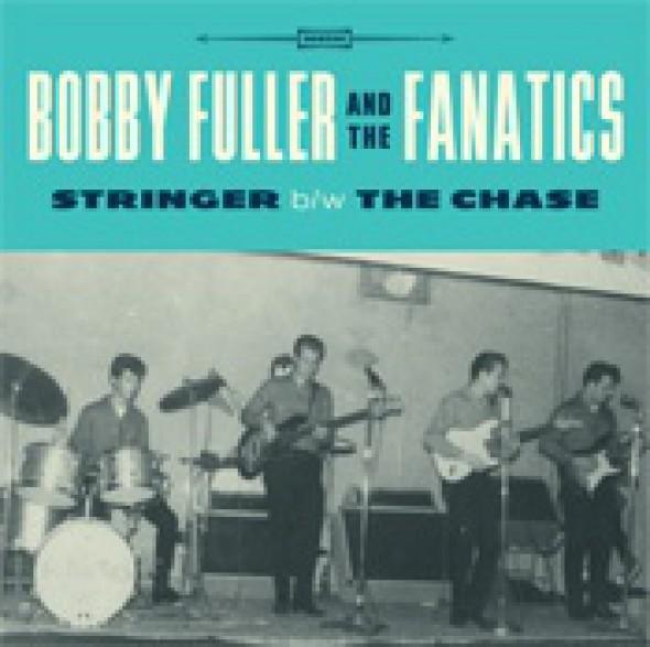 """BOBBY FULLER """"STRINGER / THE CHASE"""""""