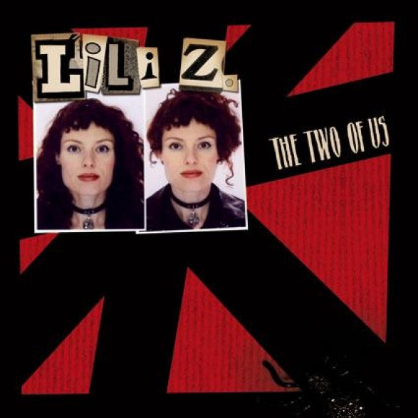 """LILI Z """"THE TWO OF US"""" CD"""