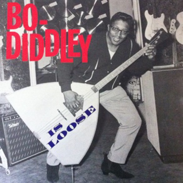 """BO DIDDLEY """"BO DIDDLEY IS LOOSE"""" LP"""