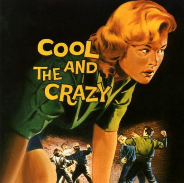 COOL AND CRAZY cd (Buffalo Bop)