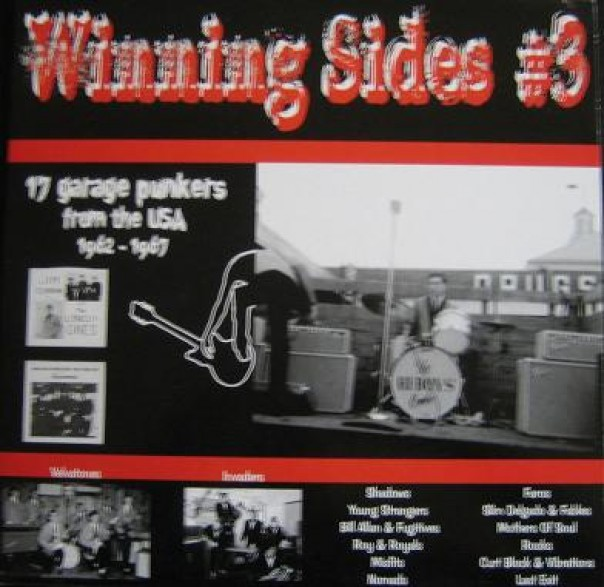 WINNING SIDES VOLUME 3 LP
