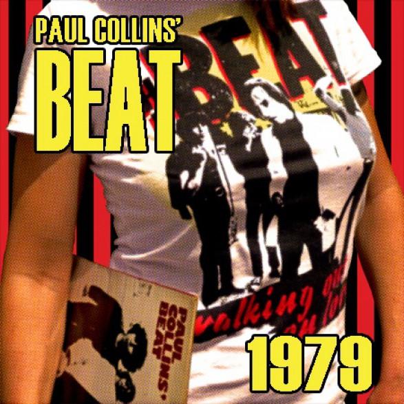 """PAUL COLLINS BEAT """"1979"""" LP"""