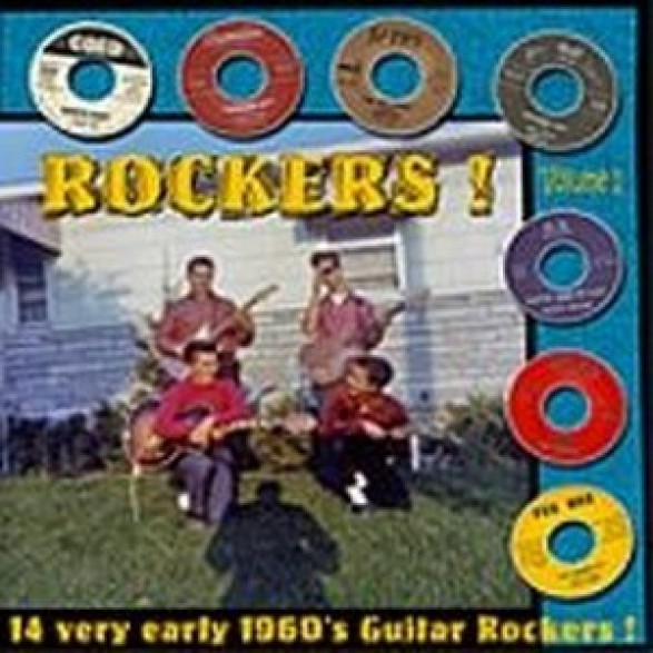ROCKERS! VOLUME 1 LP
