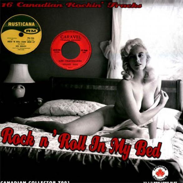 ROCK'N'ROLL IN MY BED LP