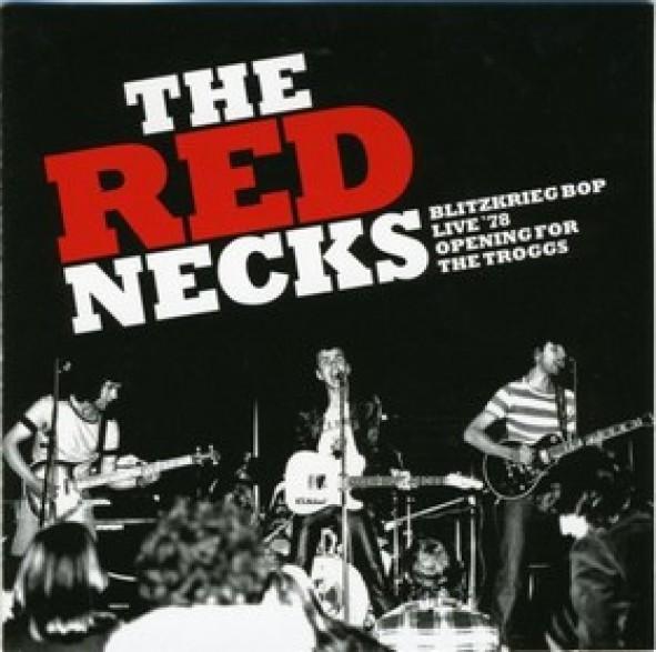 "REDNECKS ""BLITZKRIEG BOP LIVE 78"" cd"