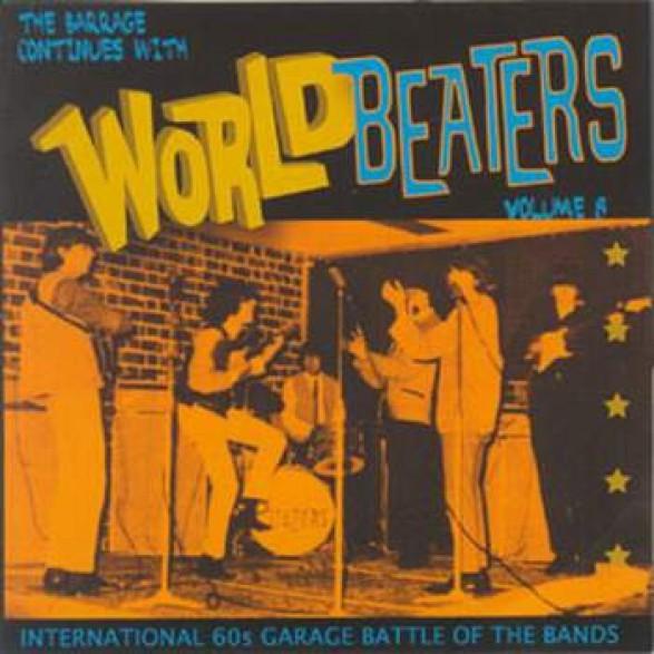 WORLDBEATERS VOL 8 cd