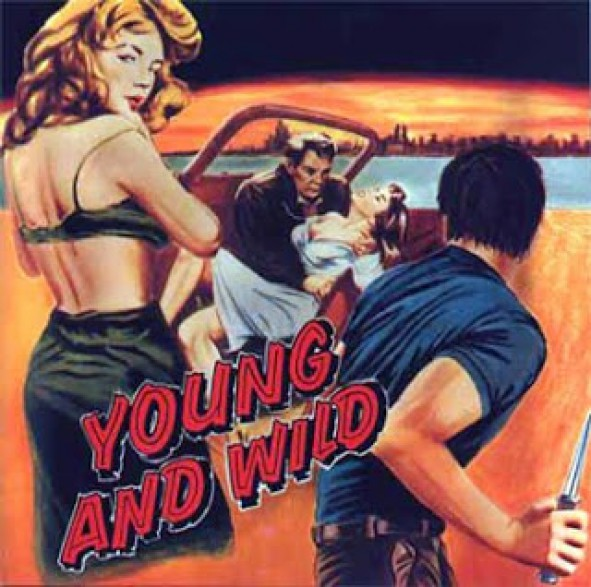 YOUNG AND WILD cd (Buffalo Bop)